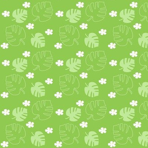 Island Style - Light Green