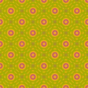 Celtic Bullseye (Verde)