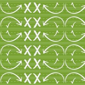 Gameplan chalk