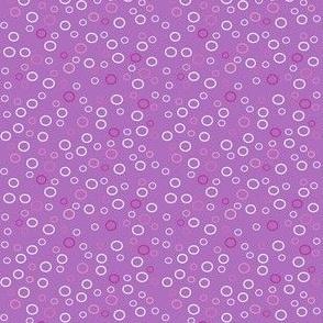 Bubbles - Purple