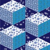 Tumbling Space Blocks