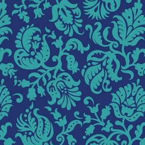 Feathered Damask (4e)