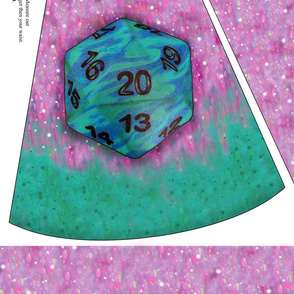 D20 Pinup Skirt Kit