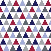 Patriotic Triangles