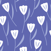 Tulips Blue (Sweet)