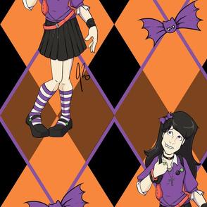 Alternate Vampire Cutie