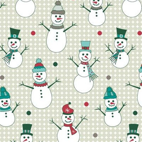 Snowman Fun (Festive)
