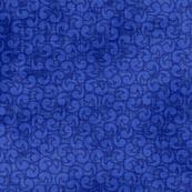 Carved Background Blue