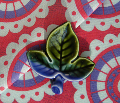 Peoria La - Flowerburst (Doily)