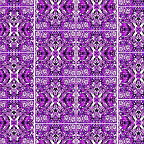 Purple Aztec