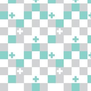 SquareCross Aqua1