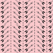 arrow chevron-pink
