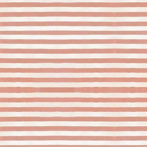 Vintage American Flag Stripes-ed