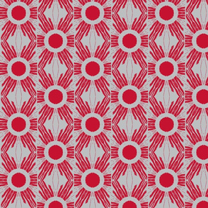 Red Bursts