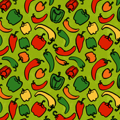 Many Peppers