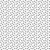 dots for black cat black