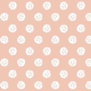 sandollars - blush