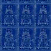 Doctor Who - Dalek BluePrint