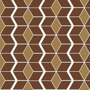 buffalo brown chevrons