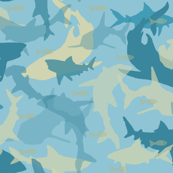 Oh My Sharks! Pattern