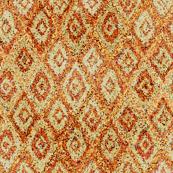 Diamond Snake Skin Mosaic