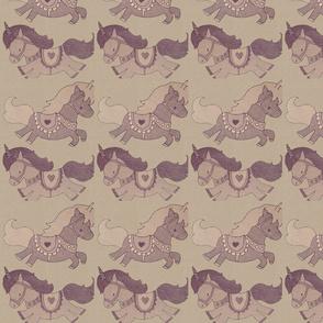 Risograph ponycorns