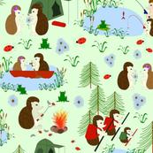 Camp Hedgehog