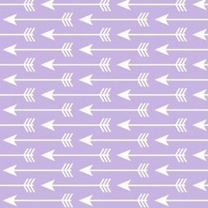 arrows on purple