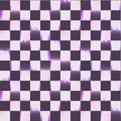 Purple Wash Royal Check