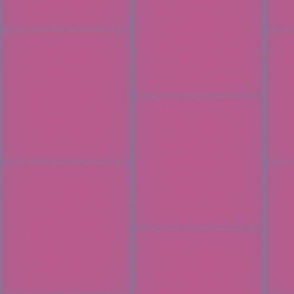 Bowditch (Blue on Pink)
