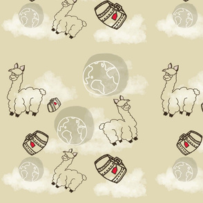 Alpaca My Bags and Travel the World!