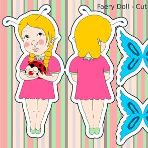 Faery Doll - Cut & Sew