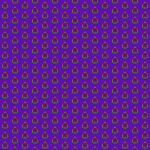 TrinityKnotRainbow-Purple