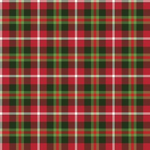 Christmas Tartan