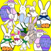 Bunny Fabric 4