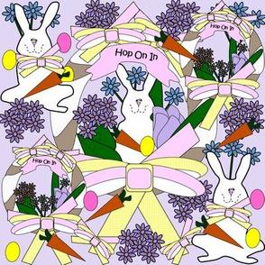 Bunny Fabric 6