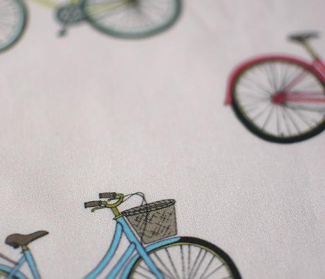 Bikes Pink