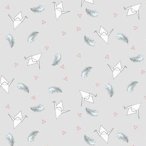 Paper_Crane_feather_duo_Fabric