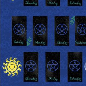 Tarot Altar Tile