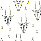 Antelope yellow mint