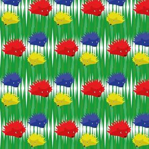 Mondrian Hedgehogs