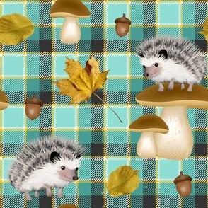 Hedgehog Tartan