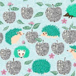 hedgehog_appels