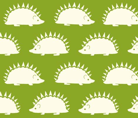 Hedgeasaurus Green