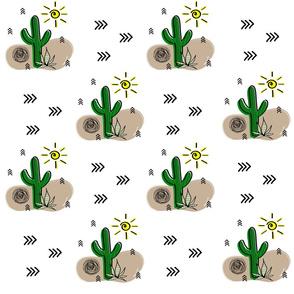 Cactus Arrows