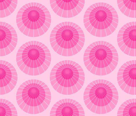 mod mollusca - pink