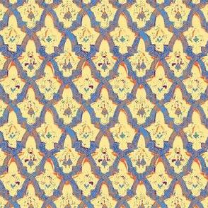 Persian Trellis Blue