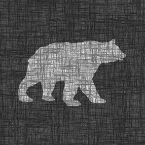 Small Bears 2 - gray