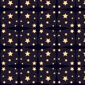 Fluttering Stars
