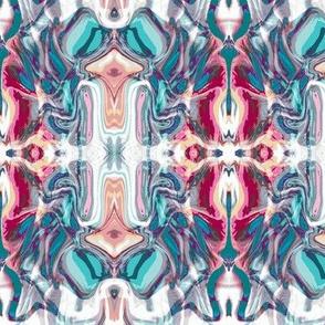 Watered Silk II